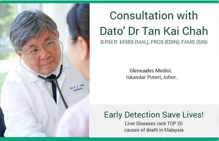 Dato' Dr Tan Consultation
